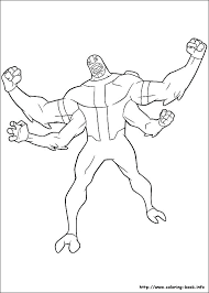 ben 10 alien coloring pages book picture on drawings to paint colour free pictures x col ben 10
