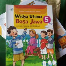 Kunci jawaban buku siswa tema 5 kelas 6 halaman 59 61 pembelajara buku tematik kelas 6 tema 5 wirausaha subtema 1 kerja keras berbuah kesuksesan pembelajaran 6 yang membahas tentang cara melakukan gerakan langkah dalam senam irama. Widya Utama Basa Jawa Kelas 5 Sd Shopee Indonesia