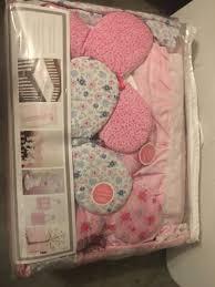 just born antique chic crib and per set