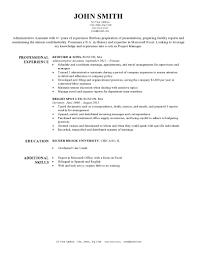Free Professional Resume Examples Custom Free Professional Resume Templates Microsoft Word Resume Template