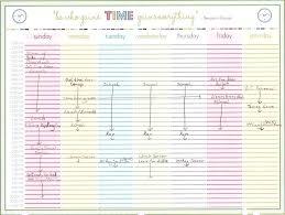 Weekly Planner Cute Calendar Template Printable Helenamontana Info