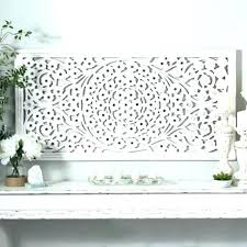 home ideas scarce carved wood wall art decor com from panels wooden it s