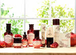 pomegranate emulsion