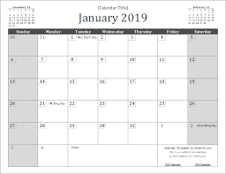 Wincalendar Com Printable Calendar 2019 Calendar Templates And Images