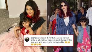 aishwarya rai bachchan gets trolled for walking hand in hand with daughter aaradhya bachchan