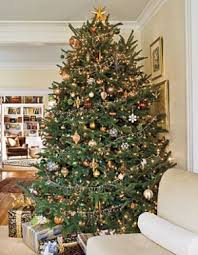 Merry Christmas Christmas Tree Decorating Ideas 2011 Color Themes