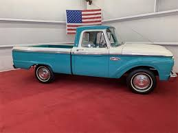 1965 Ford F100 for Sale on ClassicCars.com on ClassicCars.com