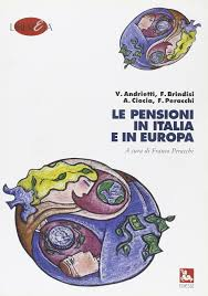 Le pensioni in Italia e in Europa: Amazon.it: a cura di F. Peracchi,  Ediesse: Libri