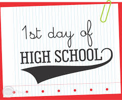 grade first day pittsfield high school this is the image for the news article titled first day of school grade 9