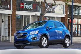 Women, Young People Apparently Have a Thing for 2015 Chevrolet Trax