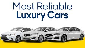 most reliable used luxury cars reviews