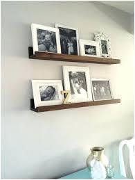 large floating shelves wood wall mount shelf wood wall shelves large wall mounted shelves cream floating