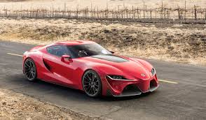 2018 Toyota Supra spied testing at last: FT-1 concept closing in ...