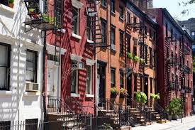 Pin By Kyra Riley On For Colored Girls Pinterest - New york apartments outside