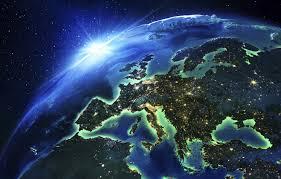 Wallpaper Earth, europe, urban ...