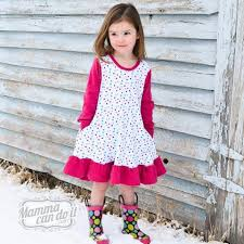 Toddler Dress Patterns Magnificent Girl Patterns Tagged Dresses MammaCanDoIt