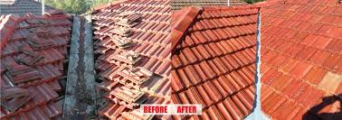 roof restoration sydney wide cleaning painting