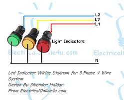 3 phase 4 wire system diagram images diagram thats why i also diagram thats why i also designed a indicator symbol wiring diagram