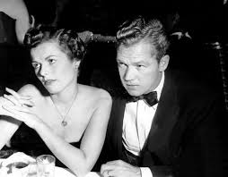 Barbara Hale with husband Bill Williams | Barbara, Hollywood party,  Hollywood