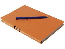 <b>Блокнот Brauberg Nebraska А5</b> 112л Orange - ElfaBrest