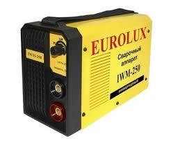 <b>Сварочный аппарат инверторный</b> РЕСАНТА <b>IWM250</b> Eurolux ...