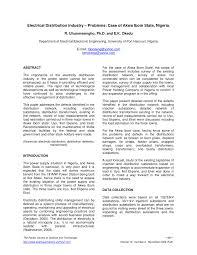 132 33kv Substation Design Pdf Pdf Electrical Distribution Industry Problems Case Of