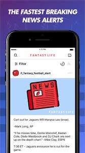 Life Chart App Fantasy Life Sports Community On The App Store
