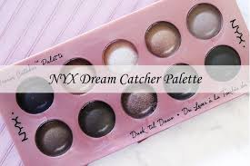 Nyx Dream Catcher Palette Price Makeup Review NYX Dream Catcher Palette Me Cupcakes and Tea 93