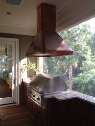 outdoor kitchen exhaust hoods fresh unique outdoor kitchen vent hood rajasweetshouston