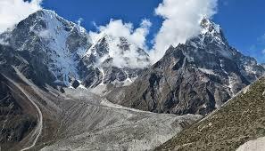 Higher Peak Altitude Chart Everest Base Camp Elevation And Altitude Profile Guide