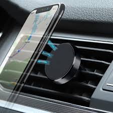 1x <b>Magnet Car Magnetic</b> Air Vent Stand <b>Mount Holder</b> For Mobile ...