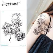 5239 руб 30 скидкаglaryyears маленькая рука временная татуировка наклейка поддельные