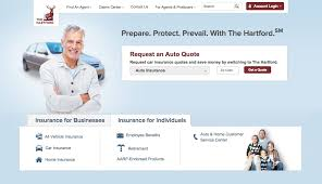 the hartford aarp car insurance quotes and comparison