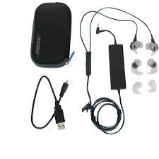 bose earphones noise cancelling. bose quietcomfort 20 acoustic noise cancelling headphones - walmart.com earphones