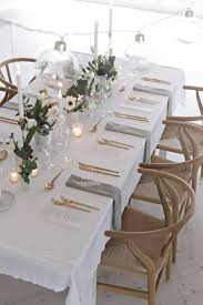 Irish Table Settings 17 Best Ideas About Wedding Table Settings On Pinterest Classy