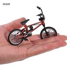 OCDAY <b>Excellent Quality bmx toys</b> fingerboard alloy Finger BMX ...