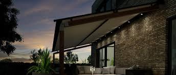 Lichtlijsten Dé Ideale Verlichting Voor Uw Terrasoverkapping