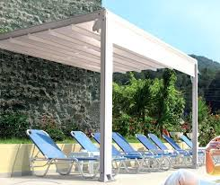 retractable pergola canopy. Retractable Pergola Canopy Home Depot Awning Waterproof Breeze With Kit . L