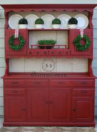 62 best Red Painted Furniture images on Pinterest Red painted