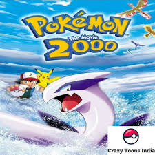 Pokémon: The Movie 2000: The Power Of One In Hindi [360p,480p, 720p]  Download