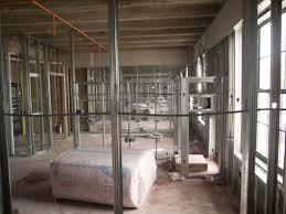 Interior metal framing Exterior Metal Stud Smucker Company Get Heavy With Metal Framing Construction