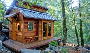 Tiny house wilderness swoon