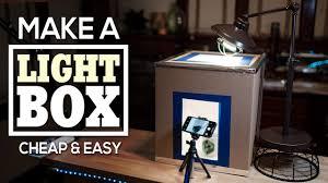 How Do I Make A Light Box Make A Light Box Cheap Easy Take Incredible Photos