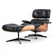Eames Chair With Ottoman Eames Lounge Chair Ottoman 670 671 By Charles Ray Eames For