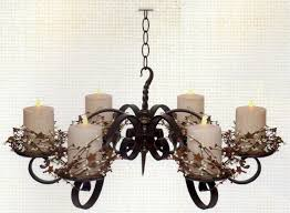 battery operated hanging chandelier and wireless crystal