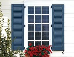 exterior louvered shutters louvered shutters composite exterior functional functional exterior window shutters custom exterior wood louvered