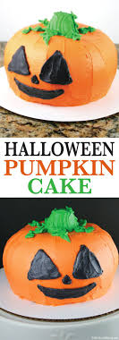 Halloween Bundt Cake Decorations 17 Best Ideas About Pumpkin Shaped Cake On Pinterest Pumpkin
