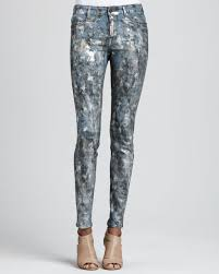 Cj By Cookie Johnson Jeans Size Chart Joy Leggings With Paint Splat