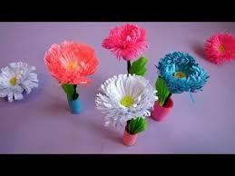 Paper Flower Pots Small Paper Flower Pot Handmade Craft Home Decor Quilling