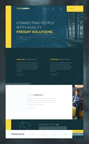 Prosite Web Design Pattern Web Inspiration News Website Design Light In The